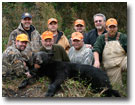Beaufort County NC Bear Hunting - Black Bear at Huckleberry Ridge Hunting Preserve