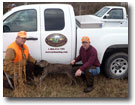 Beaufort County NC Small Game - Bobcat at Huckleberry Ridge Hunting Preserve