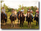 North Carolina Trail Rides